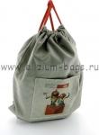 Рюкзак из брезента