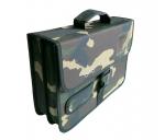 Арт. 12-059 Папка портфель с двумя отделениями